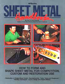 Sheet Metal Handbook by Ron and Sue Fournier, HP575